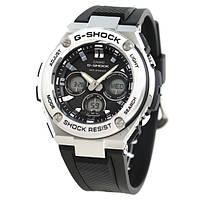 Часы Casio G-Shock G-Steel GST-S310-1A TOUGH SOLAR, фото 1