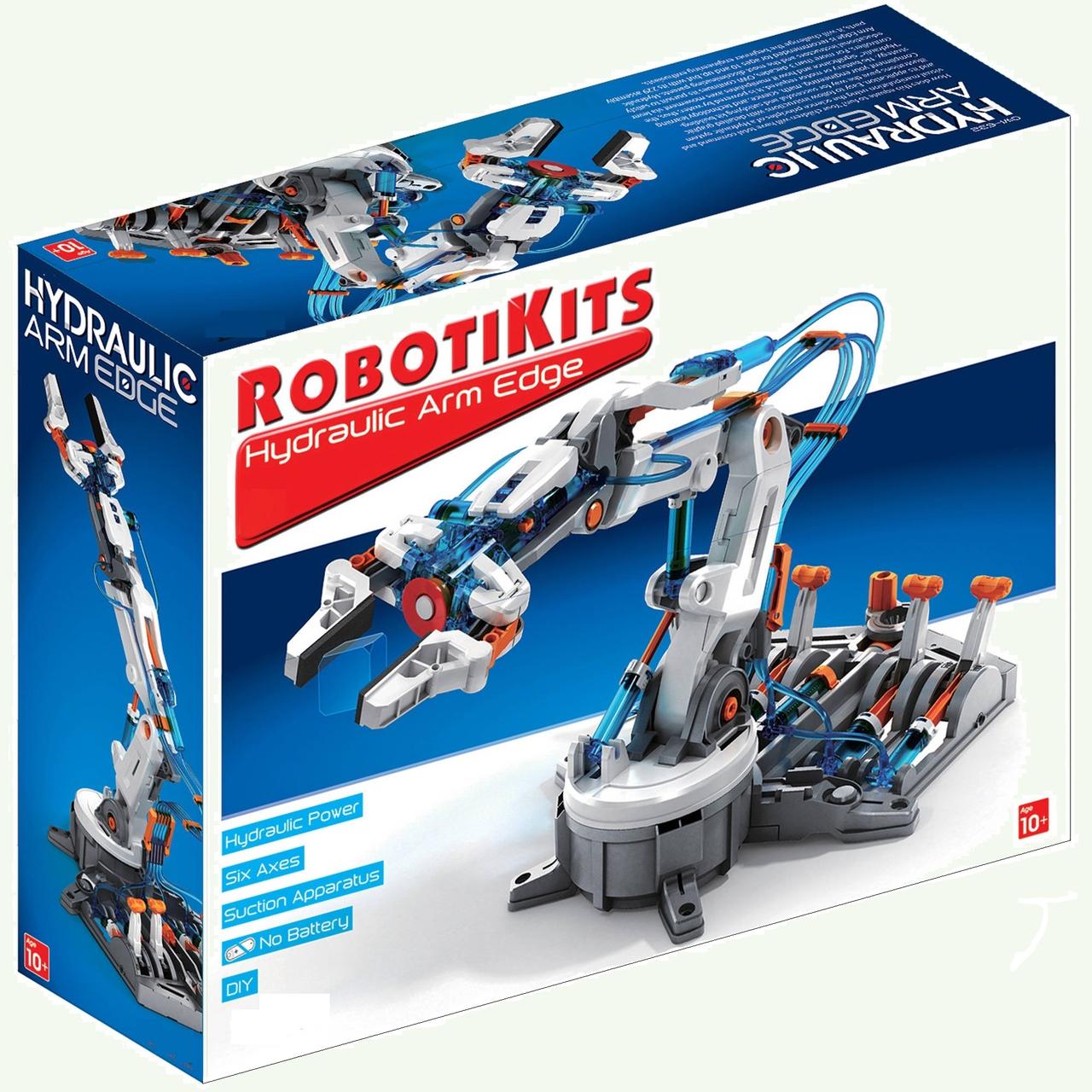 Конструктор гидравлический манипулятор Roboti Kits (AB003)
