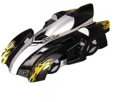 Антигравитационная машинка ZERO GRAVITY Черная (ZG02)