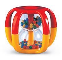 Выбор игрушек, в зависимости от возраста ребенка