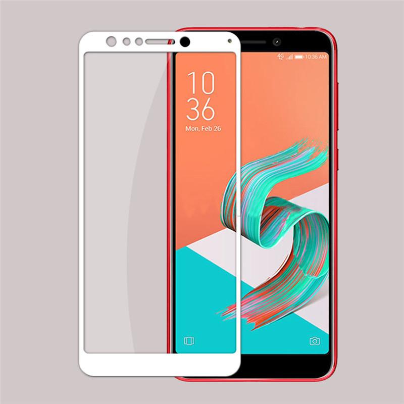 07762d2d0abf Защитное стекло Asus Zenfone 5 Lite   5Q   ZC600KL   5A013WW   X017D 6.0    Full cover белый 0,26мм в упаковке