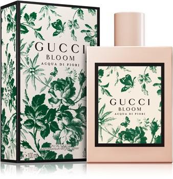 Gucci Bloom Acqua Di Fiori туалетная вода 100 ml. (Гуччи Блум Аква Ди Фиори)