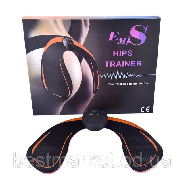Миостимулятор Тренажер для Мышц Ягодиц EMS Hips Trainer