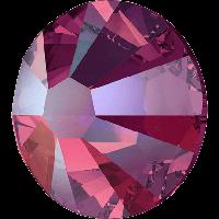 Камни Сваровски клеевые холодной фиксации 2058 Light Siam Shimmer F (227 SHIM) ss 5