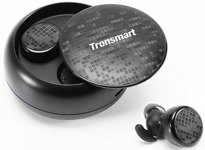 Беспроводные наушники - вкладыши премиум класса Tronsmart EncoreSpunky Buds Black