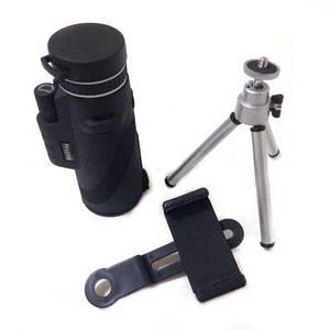 Монокль MaiFeng 40*60 с клипсой для смартфона