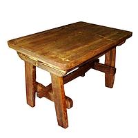 """Деревянный стол """"Под старину"""""""