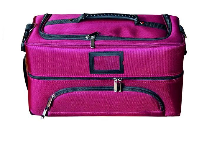 Чемодан-сумка для мастера тканевая YRE 2700-6