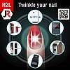 Умные Смарт Ногти JAKCOMBER SMART NAIL N2F интеллектуальный чип ногтей наклейки ногтей Умный Девайс, фото 3