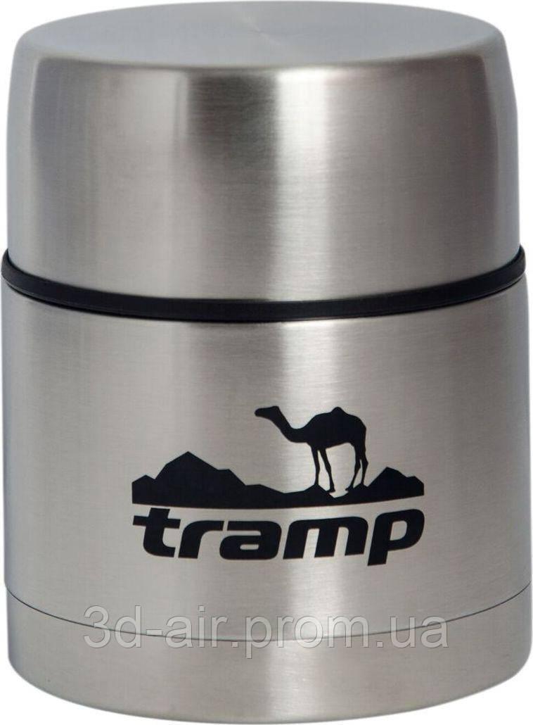 Термос Tramp з широким горлом 0,7 л TRC-078