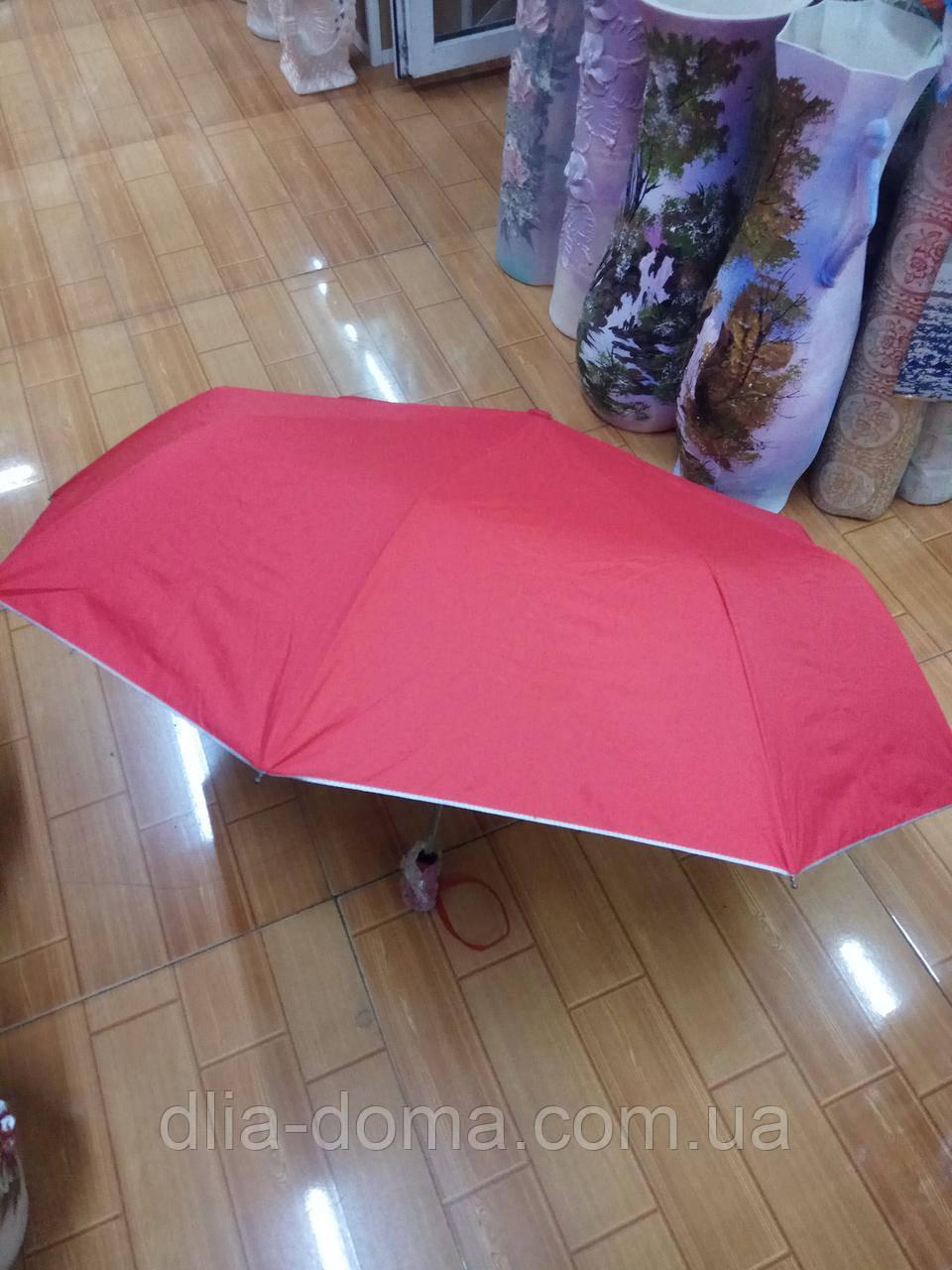 Зонты женские Город полуавтомат