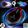 Беспроводная зарядка JAKCOMBER YC-05 (QI) на телефон с USB с мини портом и стильным прозрачным  дизайном , фото 5