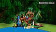"""Конструктор Bela 10471 """"Домик на дереве в джунглях"""" Майнкрафт, 718 деталей. Аналог Lego Minecraft 21125, фото 2"""