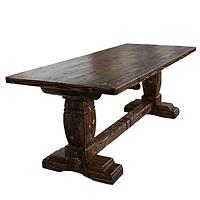 """Деревянный стол под старину """"Кардинал"""""""
