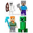 """Конструктор Bela 10471 """"Домик на дереве в джунглях"""" Майнкрафт, 718 деталей. Аналог Lego Minecraft 21125, фото 9"""