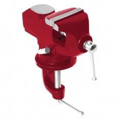Тиски слесарные поворотные 60 мм INTERTOOL HT-0054
