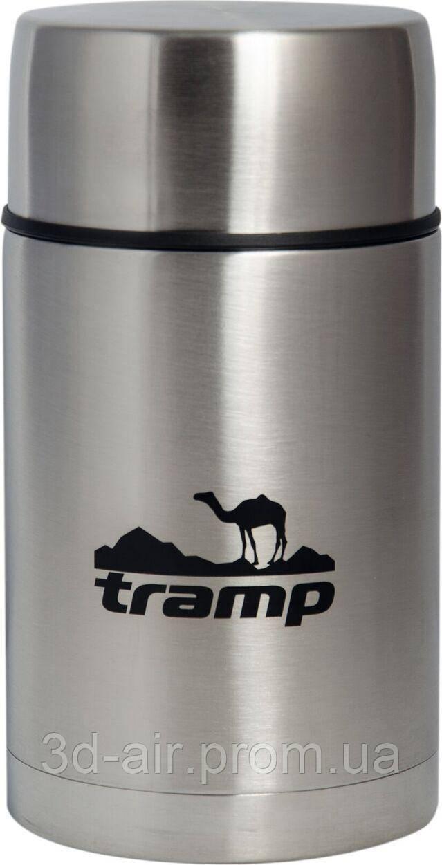 Термос Tramp з широким горлом 1 л TRC-079