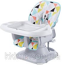 Бустер стульчик для кормления Комфорт Fisher Price SpaceSaver High Chair