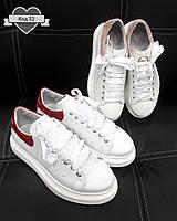 Кеды Alexander McQueen в категории кроссовки, кеды повседневные в ... 6242998acb9