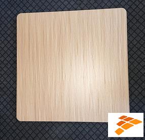 Столешница Эльба-N, цвет натуральный дуб 80*80 (СДМ мебель-ТМ)