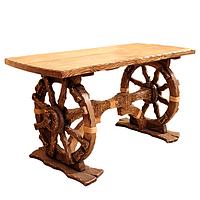 """Деревянный стол под старину """"Шервуд"""""""