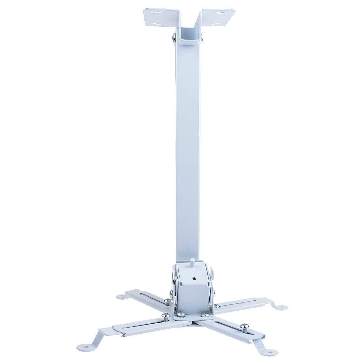 Потолочный кронштейн Charmount PDS08 (крепление, крепёж) для проектора. Длина 430-650мм, нагрузка до 20кг, фото 1