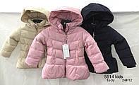 Куртки на меху для девочек оптом, Nature, 12/18-30/36 мес., арт. RYG-5514