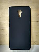 Пластиковый черный чехол Meizu M3 Note