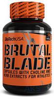 Жиросжигатель BioTech USA Brutal Blade 120 капсул