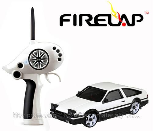 Автомодель р/у 1:28 Firelap IW02M-A Toyota AE86 2WD (белый), фото 2