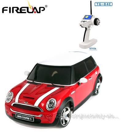 Автомодель р/у 1:28 Firelap IW04M Mini Cooper 4WD (красный), фото 2
