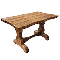 """Деревянный стол под старину """"Хвилька"""""""