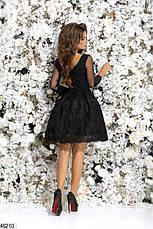 Шикарное женское вечернее платье размеры: 42,44,46, фото 3