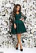 Шикарное женское вечернее платье размеры: 42,44,46, фото 2