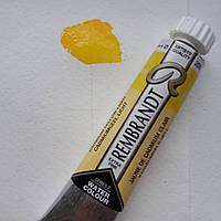 Фарба акварельна Rembrandt (208), Кадмій світло-жовтий, туба 20мл, Royal Talens
