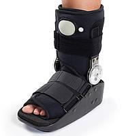 Реабилитационный ортез для голеностопного сустава и стопы с регулятором Medi protect.Air Rom Walker