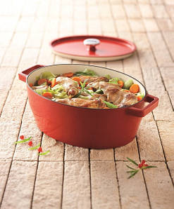 Кастрюля PYREX Slow Cook 29 см 3.8л  (SC5AC29 )