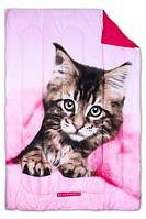 Одеяло для девочек оптом, Disney, 140*200 см,  № 710-238