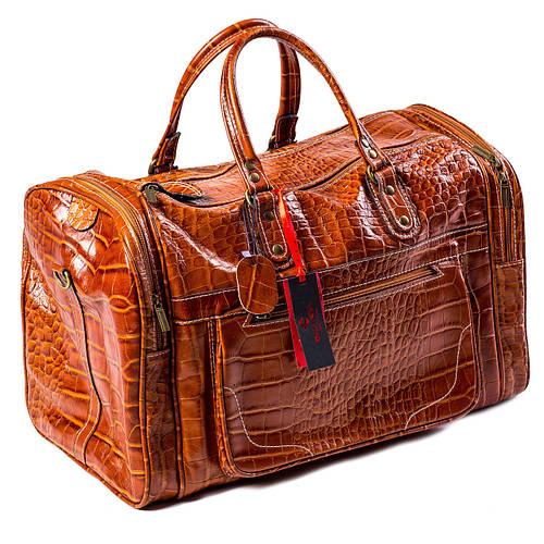 Сумка дорожная саквояж кожаный коричневый Eminsa 6517 4-2  продажа ... 96b29ef36ffb2