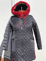 Зимняя куртка «Валя» из материала Memory Touch