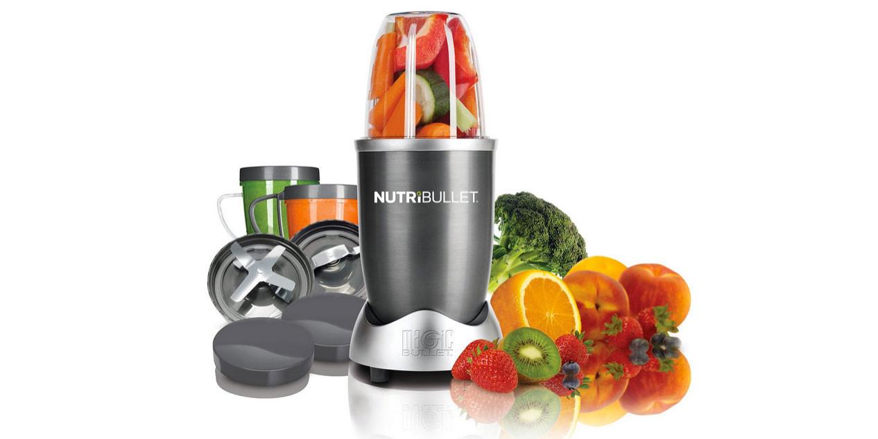Блендер Nutribullet 900W, Нутрибулет - кухонный комбайн