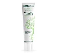 Органическая лечебно-профилактическая зубная паста Bisheffect, семейная упаковка 125 мл., фото 1
