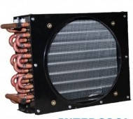 Конденсатор повітряного охолодження FN1-8В (2,1 кВт) (д. 300, 220V)