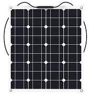 Гибкая солнечная панель 50W
