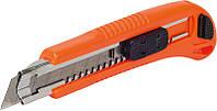Нож прорезной с 3-мя отломными лезвиями 18 мм MIOL 76-190