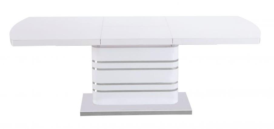 Раздвижной стол Colorado DT-82-3 160/220 белый