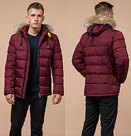 Зимняя мужская куртка с капюшоном и опушкой размеры 46-56(разные цвета) b59dfb09f503c