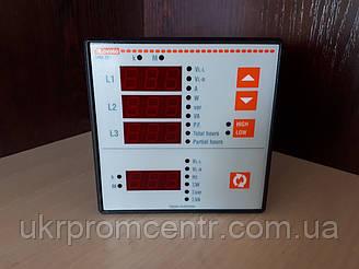 Мультиметры DMK 20, DMK 21, DMK 22, DMK 25, DMK 26 LOVATO