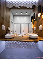Влагостойкие зеркала для ванных комнат