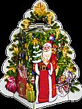 Новогодняя Упаковка ЯЛИНКА Нова для подарков до 450г, фото 3